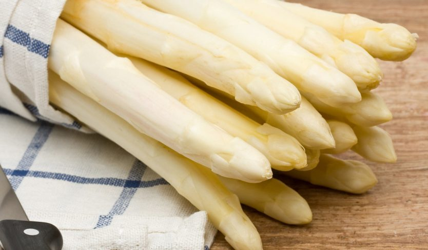 White Asparagus in Pattaya – a seasonal culinary highlight