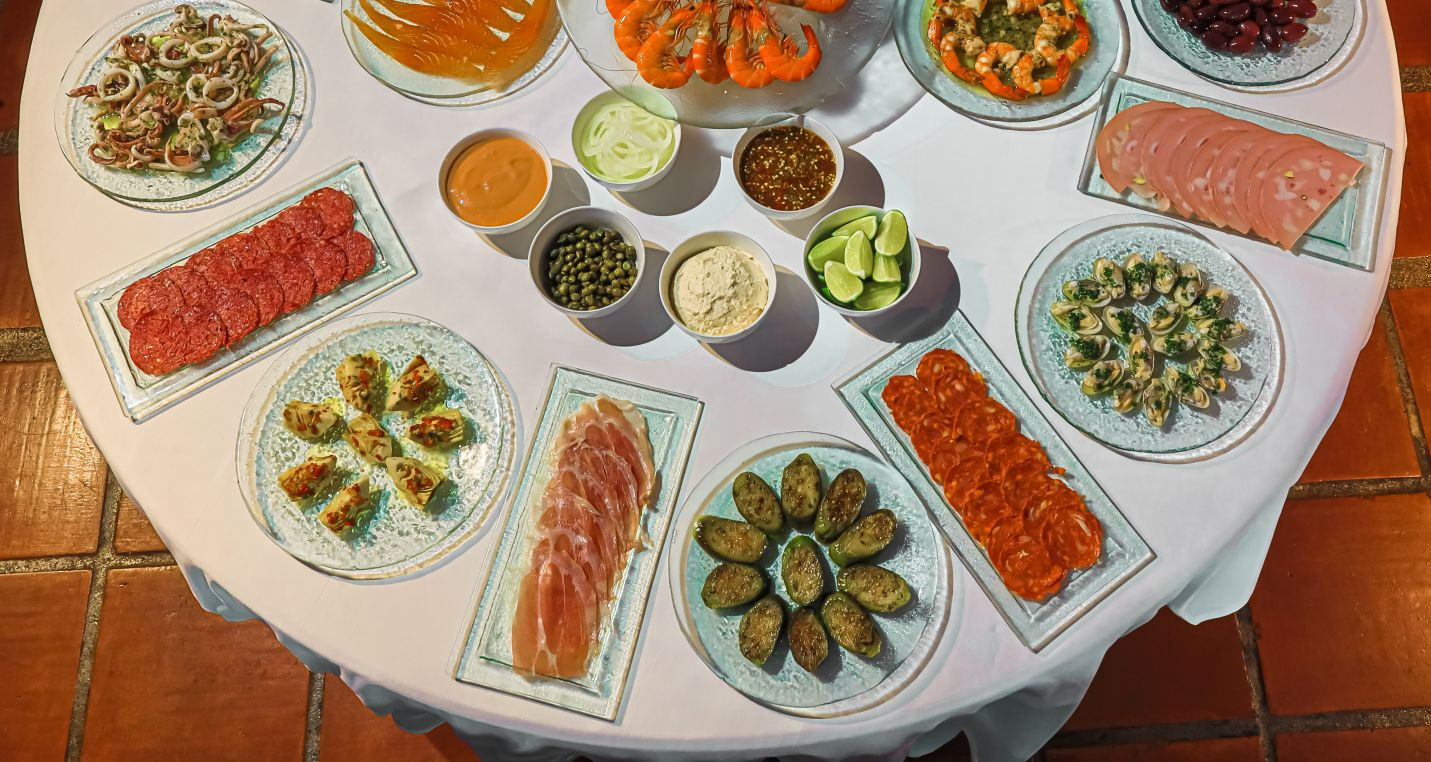 Buffet Appetizer Pick Up or Delivery