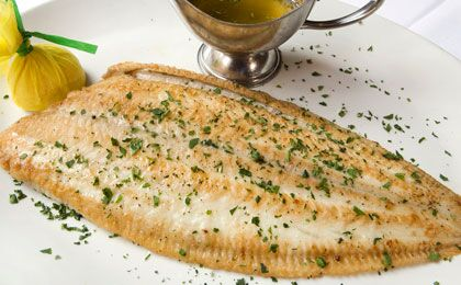 Wild Atlantic Dover Sole from Saint Malo, France