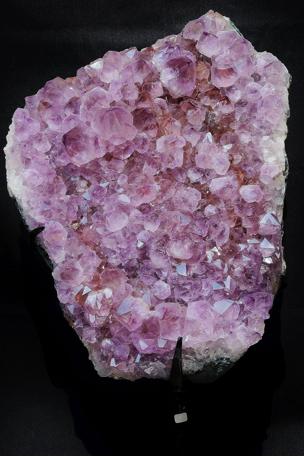 Amethyst purple